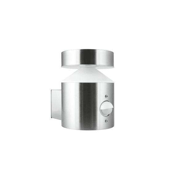 (OBP06) OUTDOOR FACADE POLE 6W 3000K Sensor